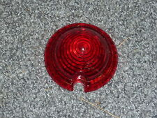 Allis Chalmers   Bullet Style Tail Light  Replacement Lens Non Glide Plastic