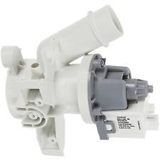 Genuine Hoover Washing Machine Water Drain Pump + Filter Housing 41042258