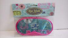 New Eye Mask - Pink Cover Shade Blinder Travel Sleep Rest Sleeping Rest Beauty