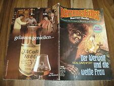 Neal Davenport -- démons Killer 109/D. loup-garou + LA FEMME BLANCHE/Zamis + Hunter