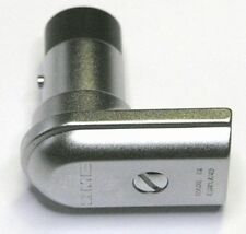 SME IV & SME V Right Angled Tonearm Connector - Silver