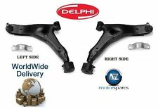 FOR VOLVO S40 V40 1995-2000 NEW 2 X LOWER LEFT RIGHT SUSPENSION WISHBONE ARM SET