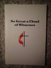 So Great a Cloud of Witnesses- History of the 1st Methodist Church [Topeka]