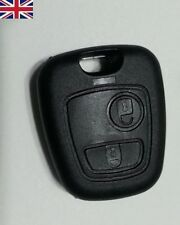 Citroen XSARA PICASSO BERLINGO remote KEY FOB case 2 button SCREWLESS FITTNG