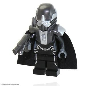 LEGO Super Heroes: Superman MiniFigure - Faora (Set 76003)