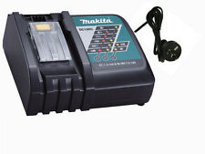 MAKITA 18V LITHIUM ION CORDLESS BATTERY FAST CHARGER DC18RA DC18RC 240 volt