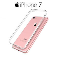 Funda Carcasa Gel Silicona Transparente para iPhone 7 de 4,7""