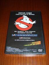 DVD - Cazafantasmas - Ghostbusters - Bill Murray - Sigourney Weaver