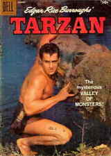 Tarzan (Dell) #107 VG; Dell | low grade comic - save on shipping - details insid