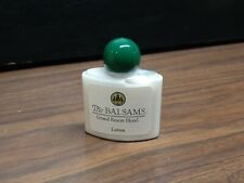 The Balsams Grand Resort Hotel, Unused Room Lotion, DIXVILLE NOTCH NEW HAMPSHIRE