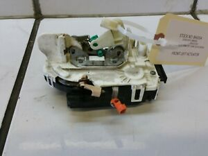 2008 JEEP COMPASS FRONT LEFT DRIVER DOOR LOCK LATCH ACTUATOR