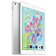 Apple iPad  9.7 Inch WiFi 128GB - Silver (2018)  **BRAND NEW +  WARRANTY**