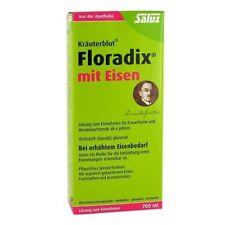 FLORADIX mit Eisen Tonikum 700ml PZN 00382102