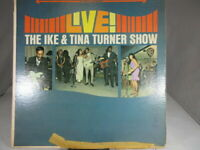 The Ike & Tina Turner Show Live 1965 LP1579 VG cover VG