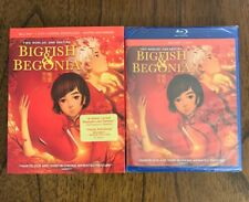 Big Fish & Begonia, Blu-ray + Dvd, Sealed, W/Slipcover, Free Shipping