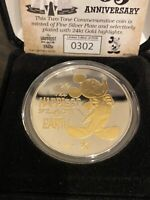 Disneyland Park 65th Anniversary Commemorative Coin Limited Edition #302/6500