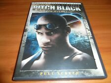 Pitch Black (Dvd, 2004, Unrated, Director's Cut, Full Frame)