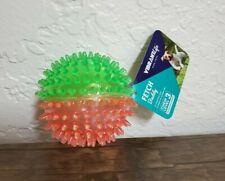 New listing Fetch Buddy Spikey Ball Dog Toy - Chew Level 3