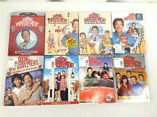 Home Improvement TV Series - Tim Allen - DVD Seasons 1-8 - Most Sealed