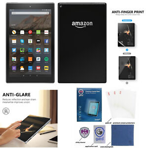 REAL Tempered Glass Screen Protector For AMAZON KINDLE FIRE HD 8 Plus 2020 7 10