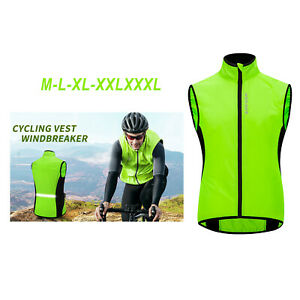 High Visibility Reflective Safety Vest for Outdoor Motorcycle Work Sports