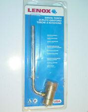 New Lenox Swivel Hand Torch Ls10 Propane Mapp Gas Made In Usa