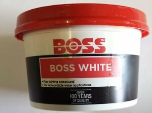400G BOSS WHITE - PIPE JOINTING COMPOUND