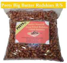 "4- LB BAG OF ""BIG BUTTER""VA REDSKIN DEEP FRIED PEANUTS-BEST TASTING NUTS EVER"