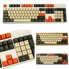 YMDK Carbon Keycap Set For MX Chery Mechanical Gaming Keyboard Keyset Keycaps