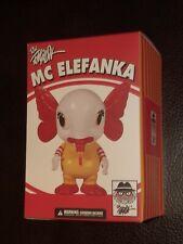 "Ron English Mc Elefanka SDCC 2019 Pop Up Exclusive Art Figure 3"" RARE! Elephant"