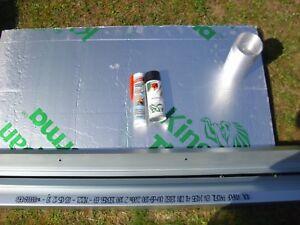 Bauanleitung Warmluftkollektor Solarheizung Sonnenheizung Solarkollektor
