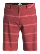"QUIKSILVER Men's Hybrid Shorts ""Striped Amp"" - RRA6 - Size 34 - NWT"