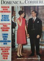 DOMENICA DEL CORRIERE N.5  1972