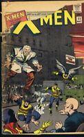 X Men #11 ORIGINAL Vintage 1965 Marvel Comics 1st Appearance The Stranger