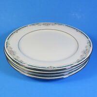 Noritake Legendary ENHANCEMENT Salad Plates Set of 4 Plate Sri Lanka 4035