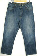 e00b00a63 Tommy Hilfiger Men's Blue Denim Jeans Size 34 100% Cotton Very Good  Condition