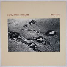 SANDY OWEN: Ensemble, Montage IVORY RECORDS Jazz Vinyl LP NM-