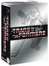 TRANSFORMERS COMPLETE ORIGINAL SERIES (DVD, 15-Disc Box Set) US SELLER