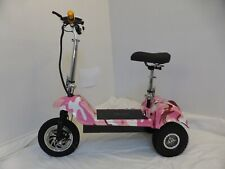 Foldable Power Mobility Scooter, 48V 500W Engine, Front Suspension * Brand New*