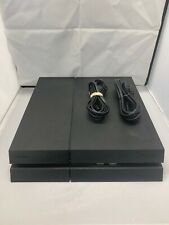 Sony PlayStation 4 PS4 - Original Launch Edition 500GB Jet Black Console Only