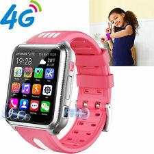 Bluetooth Smart Watch for Kids Children 4G Unlocked Phone GPS Location Tracker
