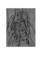 Arturo Herrera Run No. 3 Original Grafik handsigniert 76x54cm