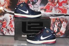 Zoom LeBron 6 Chalk Size 11 100% authentic 1 2 3 4 5 7 8 9