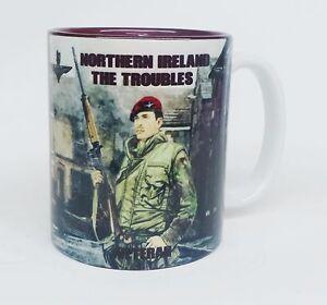 Para Mug Northern Ireland The Troubles, Parachute Regiment Mug