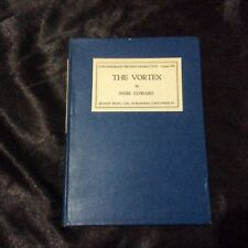 More details for the vortex by noel coward 1st edition 1st vg condition review copy rare