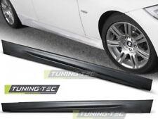 Coppia Set Kit Minigonne Laterali Tuning BMW E90 / E91 2005 > 2011 M3 STYLE