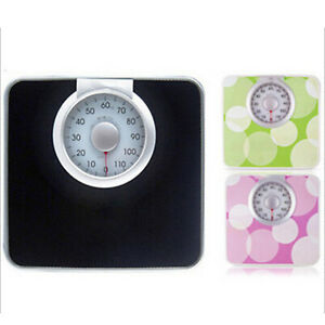 Mechanical scales, scales household bathroom 120kg health scales spring balances