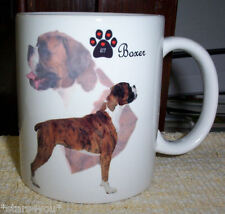 BOXER'S ( 3 DESIGNS TO CHOOSE FROM ) COLLECTABLE COFFEE  MUG