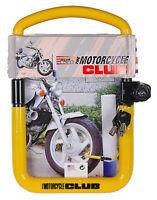 Heavy Duty Motorcycle Club Motorbike U-Lock Bike Security MC305E