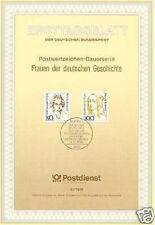BRD 1994: Frauen-der-deutschen-Geschichte-Ersttagsblatt der Nr. 1755 + 1756! 1A
